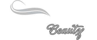 Logo Original Beauty Cinza